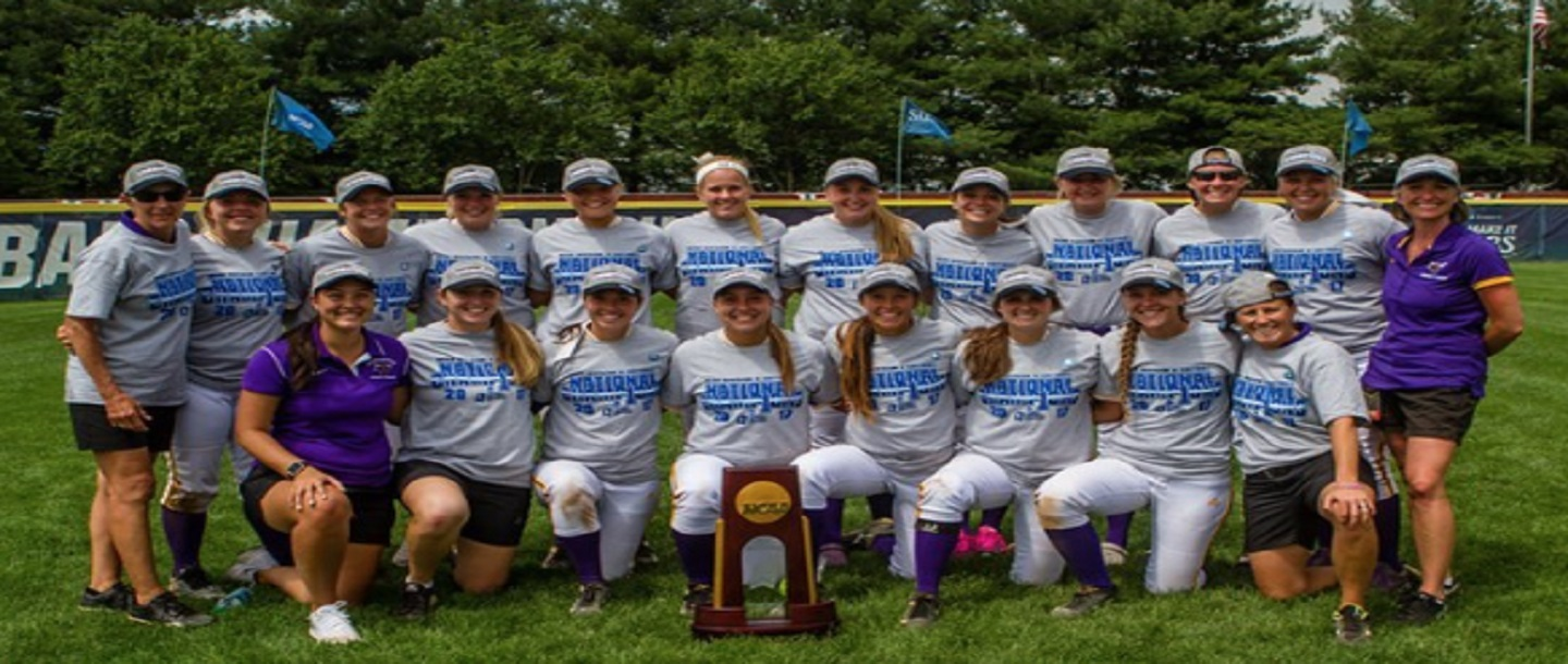 2017 Minnesota State University, Mankato Women's Softball Team National Championship photo