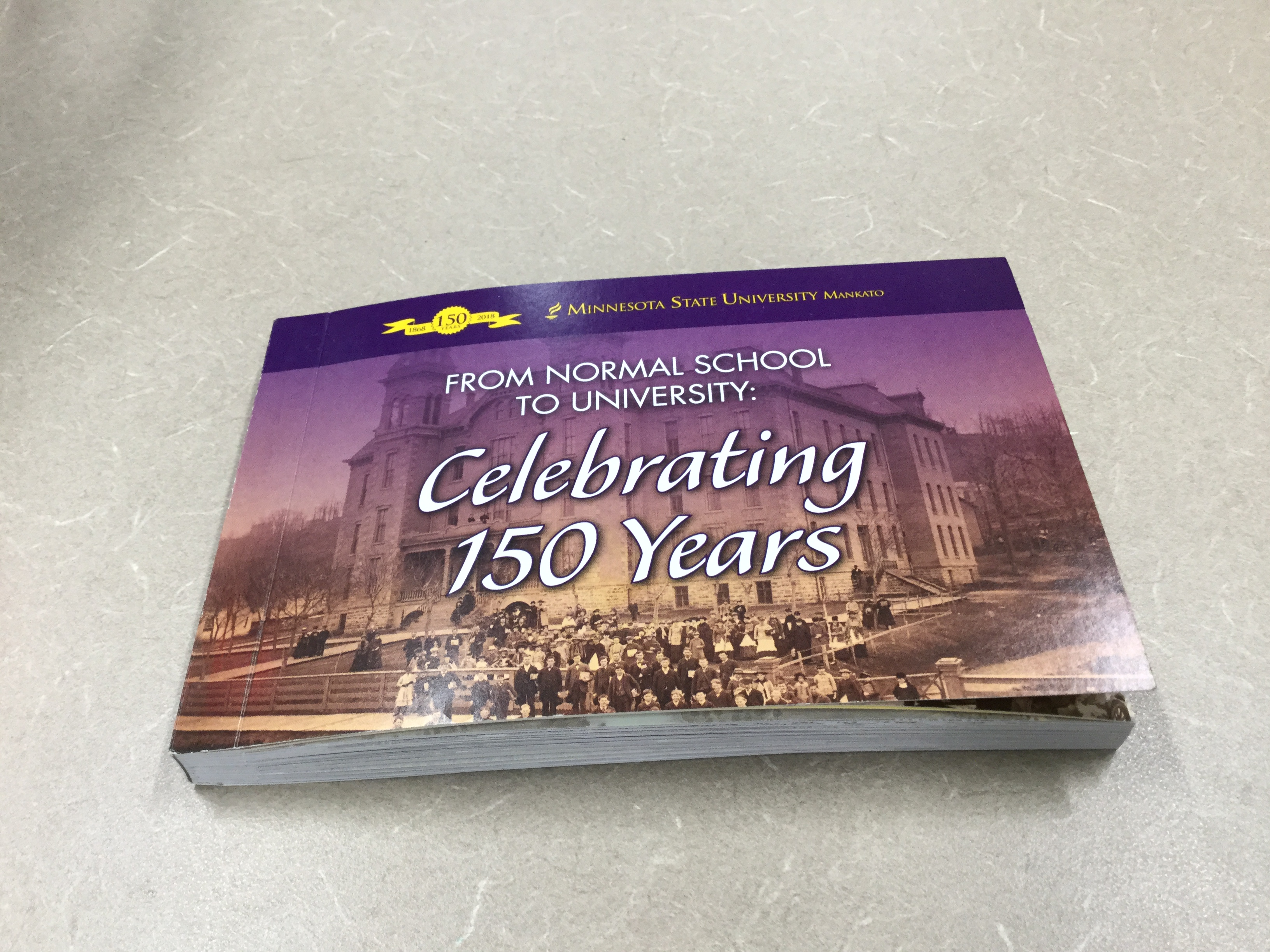 Postcard Book: From Normal School to University