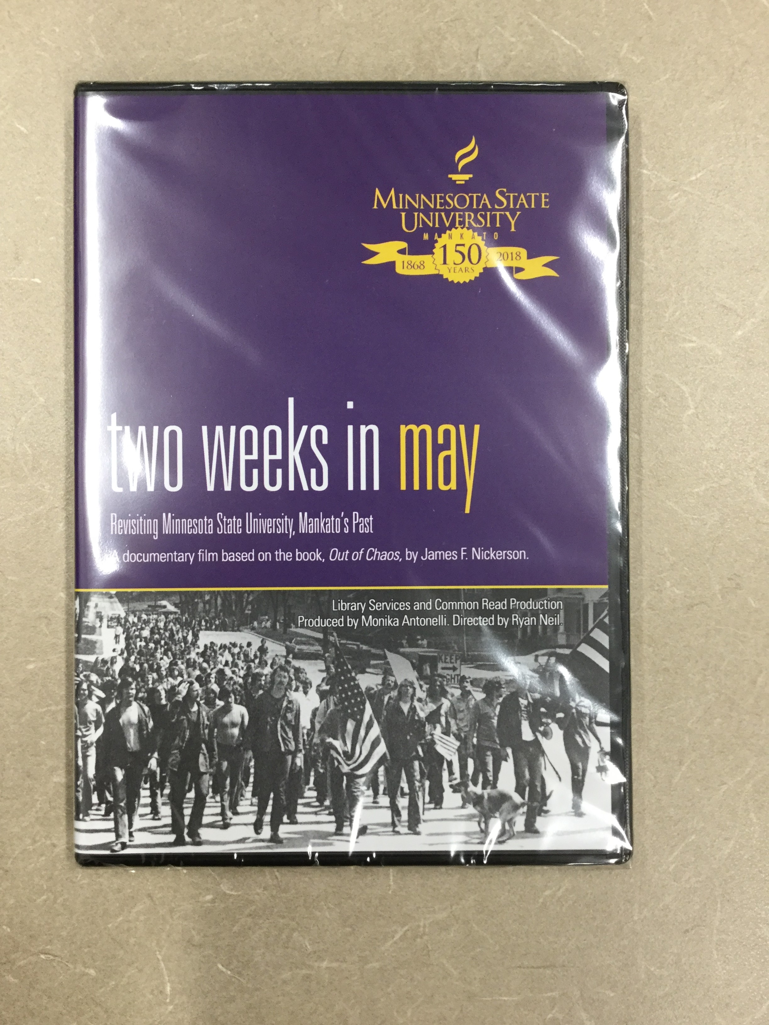Photo of Two Weeks in May DVD Cover